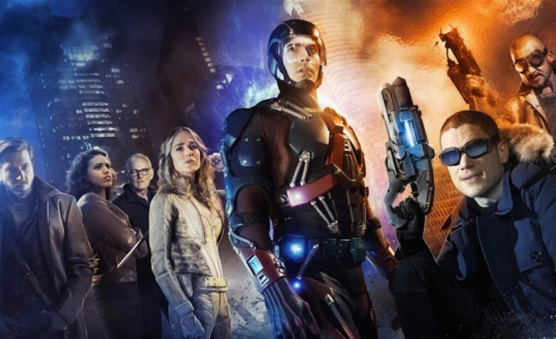 Divulgado oficial First Look trailer - DC's Legends Of Tomorrow