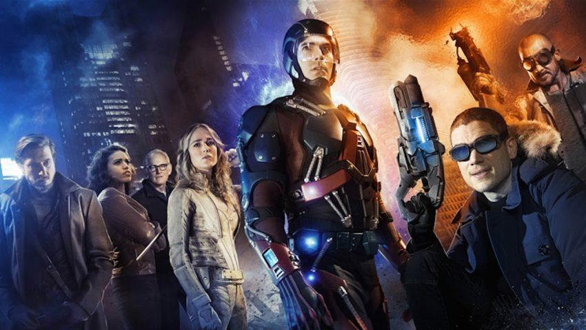Divulgado oficial First Look trailer - DC's Legends Of Tomorrow