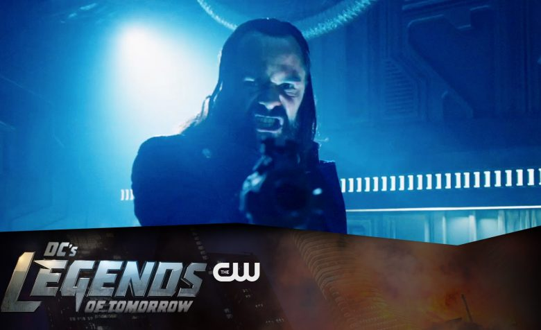 Legends Of Tomorrow S01E14 - River of Time