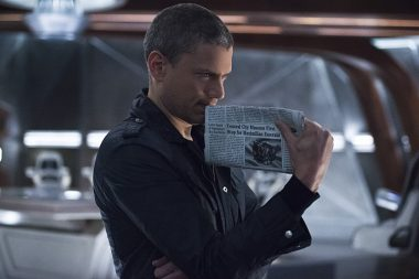 SPOILER ALERT: Capitão frio, Wentworth Miller deixa elenco regular de Legends of Tomorrow