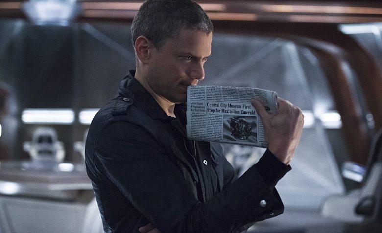 SPOILER ALERT: Capitão frio, Wentworth Miller deixa elenco regular de Legends of Tomorrow