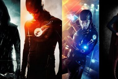Super crossover entre DC's Legends of tomorrow, Arrow, The flash e Supergirl