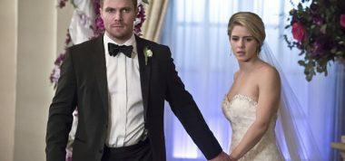 Será que veremos mais Olicity na quinta temporada?