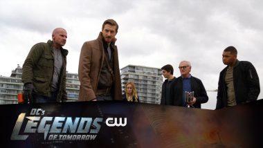 Primeiro trailer da segunda temporada de Legends Of Tomorrow