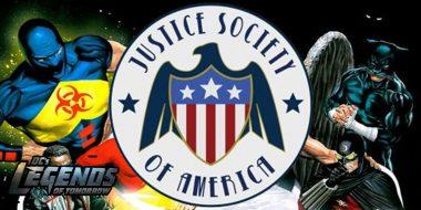 Logo da Justice Society of America foi revelado