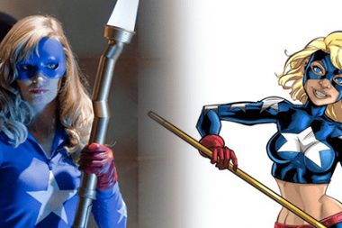Sarah Grey entra para o elenco de Legends of Tomorrow como Courtney Whitmore, StarGirl