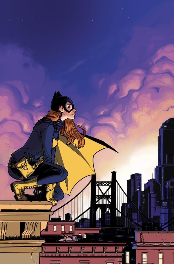 DC anuncia o novo artista para a revista da Batgirl