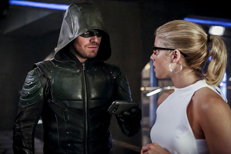 Arrow S05E02 - The Recruits