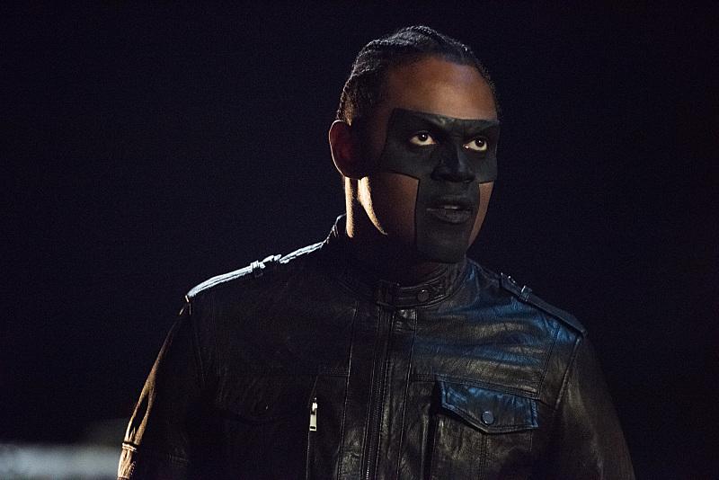 Arrow S05E05 Human Target