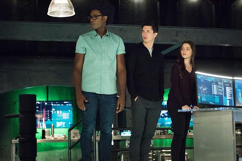 Arrow S05E05 - Team arrow