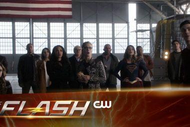Trailer de The Flash S03E08: Invasion!(1) - Segunda parte do Crossover