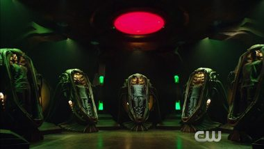 Audiência: Arrow S05E08 Invasion!(3)