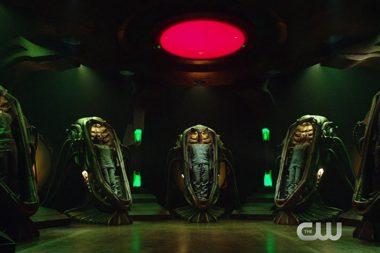 Audiência: Arrow S05E08 Invasion!(3)