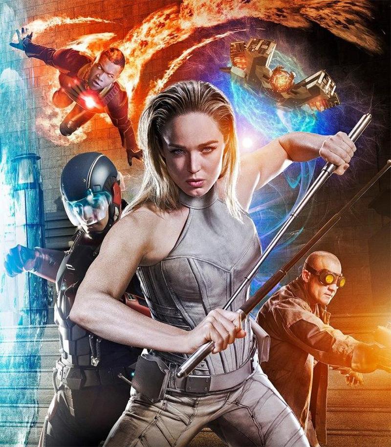 Final do crossover trouxe um recorde de audiência para Legends of Tomorrow