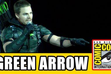 Green Arrow na Comic Con