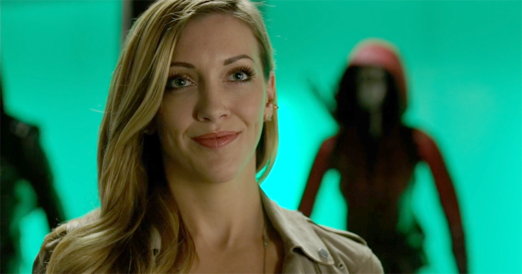 Arrow S05E10 Who Are You?