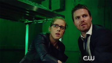 Audiência: Arrow S05E10 Who Are You?