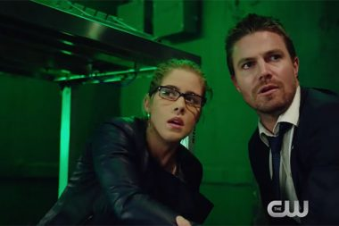 Audiência: Arrow S05E10 Who Are You?