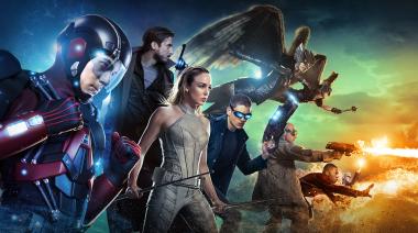 Legends Of Tomorrow chegou na NETFLIX e na Rede Globo