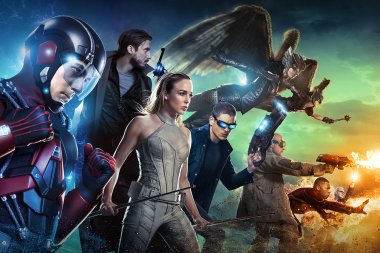 Legends Of Tomorrow chegou na NETFLIX e na Rede Globo