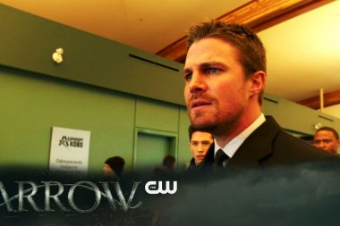Arrow S05E12 - Bratva