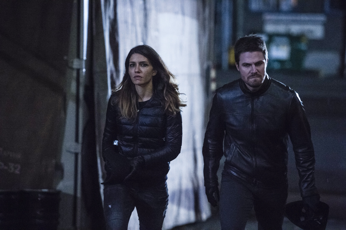 Arrow S05E12 Bratva