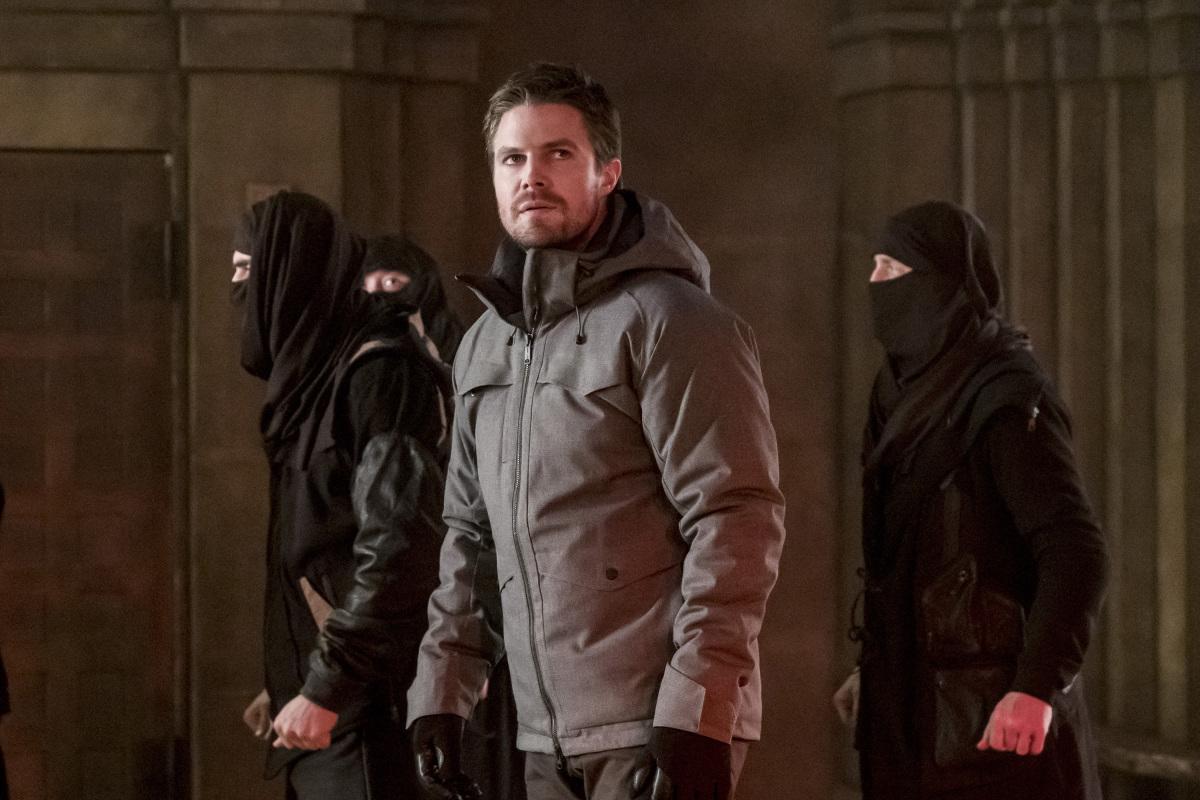 Arrow S05E16