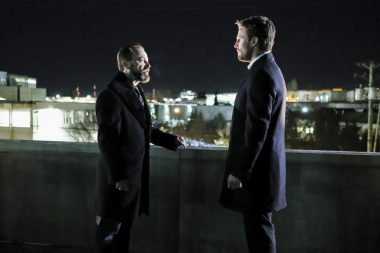 Arrow S05E18 Disbanded
