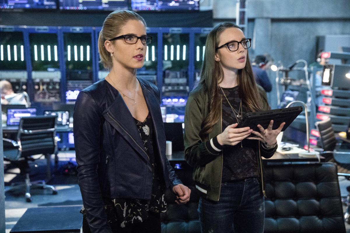 Arrow S05E18