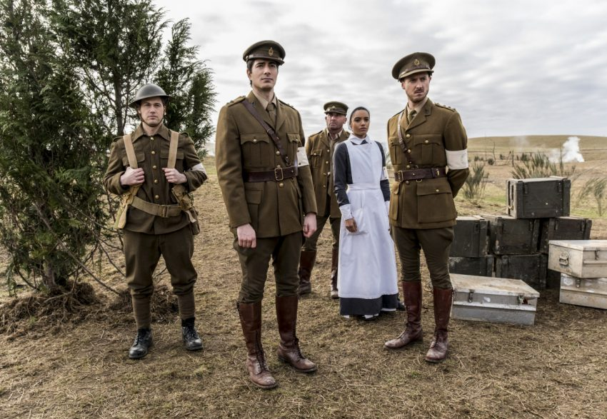 DC's Legends of Tomorrow S02E15 Fellowship of the Spear