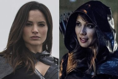 Nyssa al Ghul vs Talia al Ghul no Season Finale de Arrow