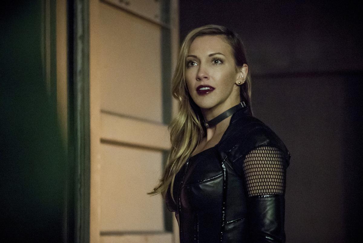 Arrow S05E22 Missing