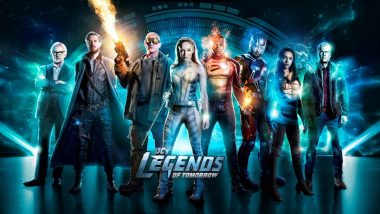Novo poster da terceira temporada de Legends Of Tomorrow