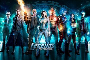 Novo poster da terceira temporada de Legends Of Tomorrow