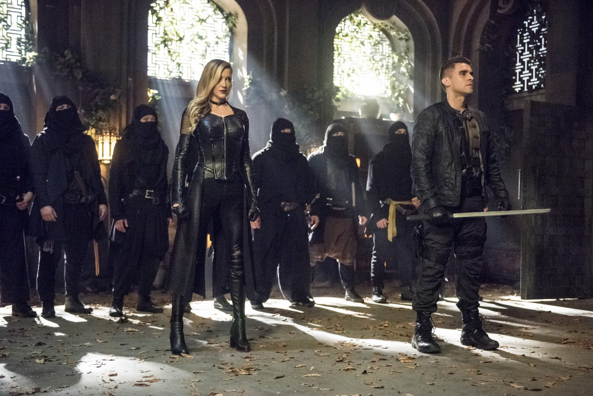 Season Finale | Arrow S05E23 Lian Yu