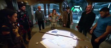 Sinopse da 3º Temporada de DC's Legends Of Tomorrow