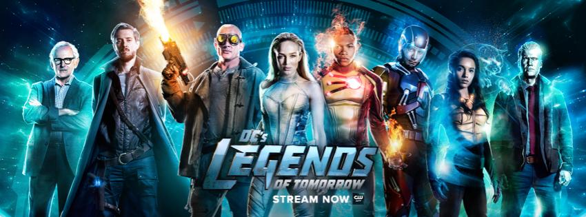 3° Temporada de DC's Legends of Tomorrow já tem data de estreia