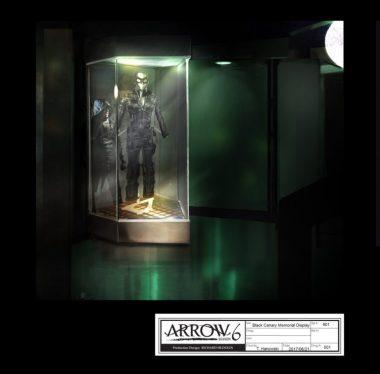 Marc Guggenheim divulgou primeira produção de arte da sexta temporada de Arrow