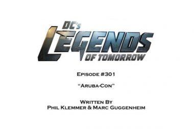 Divulgado o nome do primeiro episódio da terceira temporada