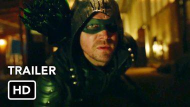 Trailer da terceira temporada de Arrow