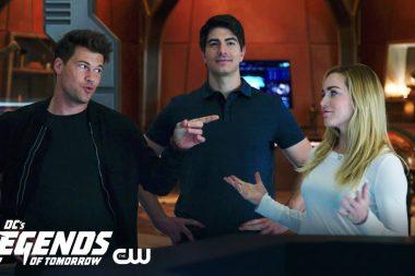 DC's Legends of Tomorrow | Trailer oficial da 3° temporada