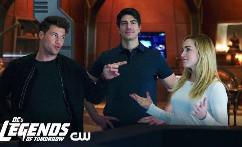 DC's Legends of Tomorrow   Trailer oficial da 3° temporada