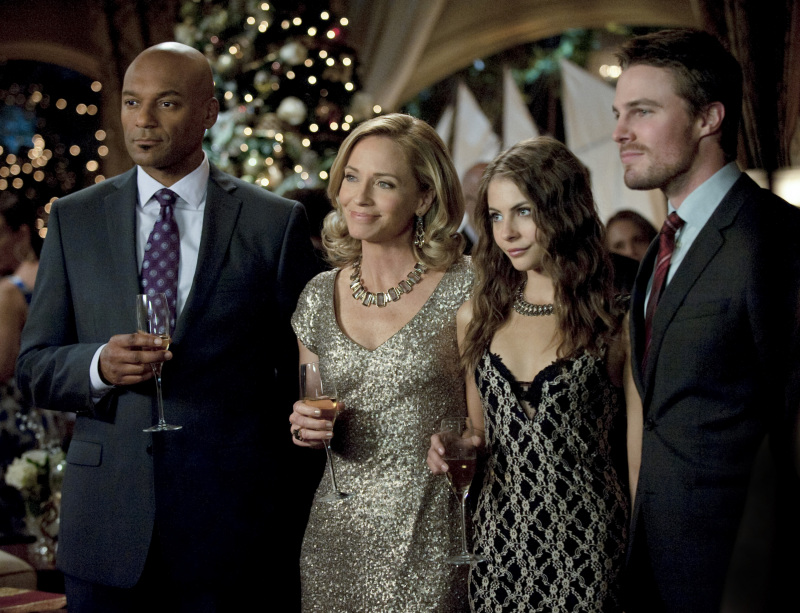 "A sexta temporada de Arrow terá como tema a ""Família"""