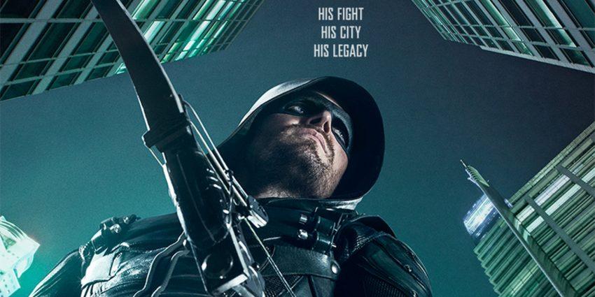 A 5ª temporada de Arrow tem data marcada para estreia na NETFLIX