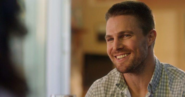 Oliver Queen Sorrirá mais na 6ª temporada