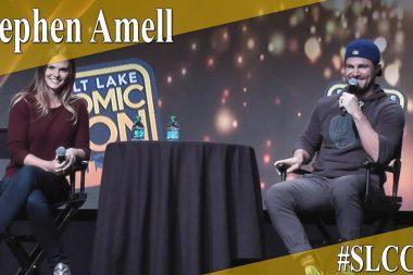 Stephen Amell comenta sobre rumores de um crossover entre Supernatural e Arrow