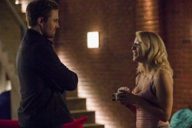 Arrow S06E03 Next of Kin