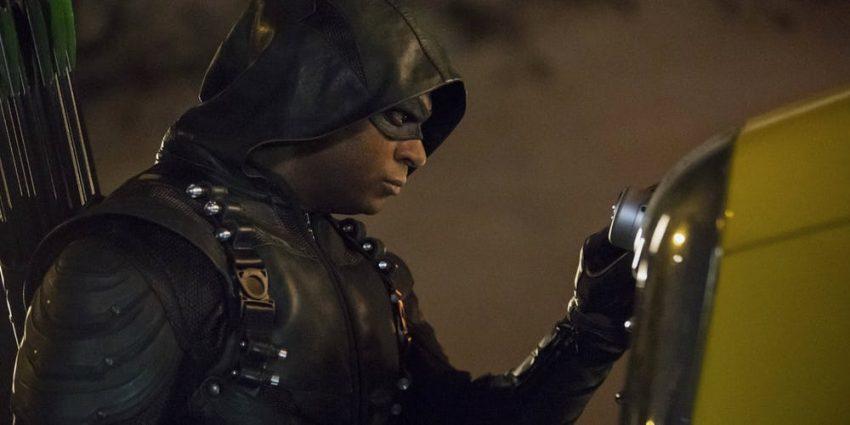 O tempo de Diggle como Green Arrow não durará por muito tempo