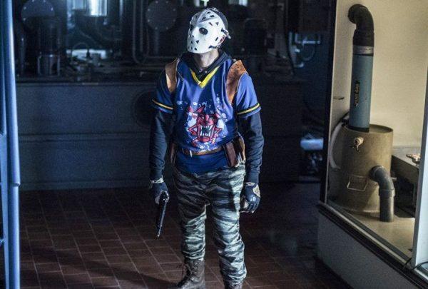 O novo traje de Wild Dog para sexta temporada