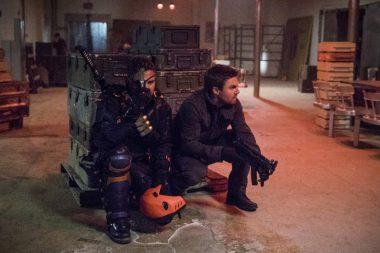 Arrow S06E06 Promises Kept